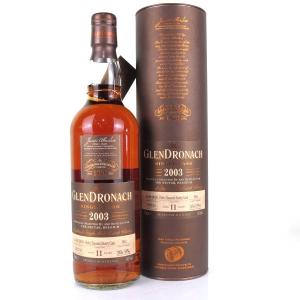 Glendronach 2003 Single Cask 11 Year Old #692 / The Nectar Belgium