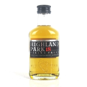Highland Park 18 Year Old Viking Pride Miniature 5cl