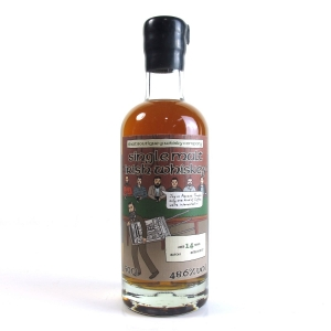 Irish Single Malt That Boutique-Y Whisky Company 14 Year Old Batch #1