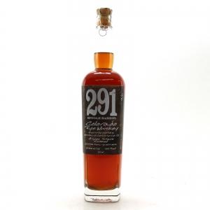 291 Single Barrel Colorado Rye