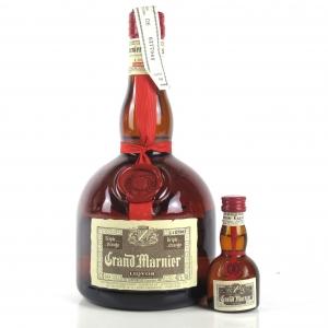 Grand Marnier Liqueur 70cl and 5cl