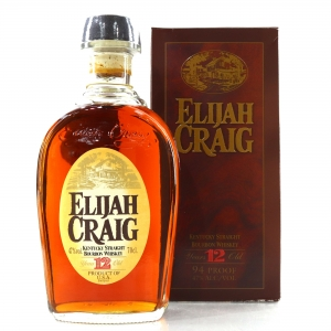 Elijah Craig 12 Year Old 1990s