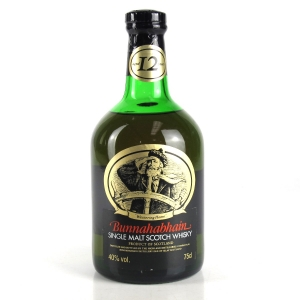 Bunnahabhain 12 Year Old 1980s