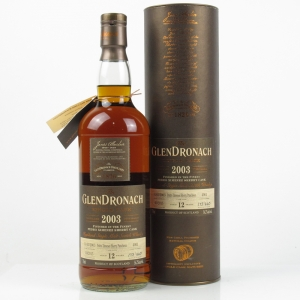 Glendronach 2003 Single Cask 12 Year Old #4001 75cl / US Import