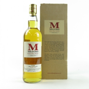 Milford 1991 10 Year Old New Zealand Single Malt