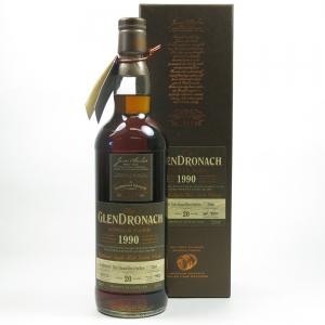 Glendronach 1990 Single Cask #3068 20 Year Old