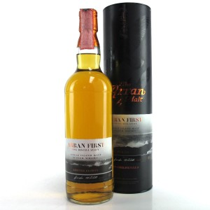 Arran 1995 First Distillation