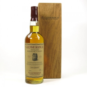 Glenmorangie 1987 Distillery Manager's Choice Front