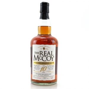 Real McCoy 10 Year Old Limited Edition Rum 75cl / US Import