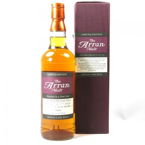 Arran Port Cask US Import 75cl