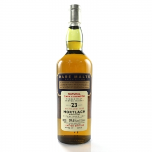 Mortlach 1972 Rare Malt 23 Year Old 75cl - B297 / 59.4%