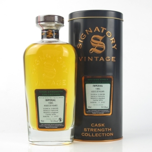 Imperial 1995 Signatory Vintage 20 Year Old / Bottle #1