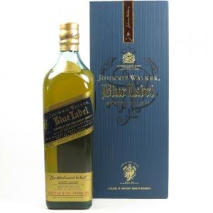 Johnnie Walker Blue Label US import 75cl