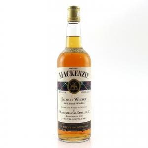 Real MacKenzie Scotch Whisky 1970s