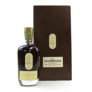 Glendronach Grandeur 31 Year Old Batch #003