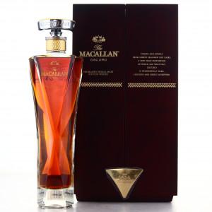 Macallan Oscuro / 2015 Release