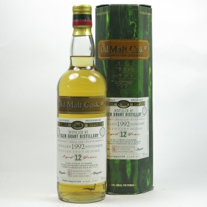 Glen Grant 1992 Douglas Laing 12 Year Old Margaux Finish