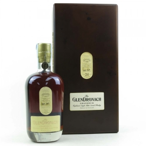 Glendronach Grandeur 24 Year Old Batch #004