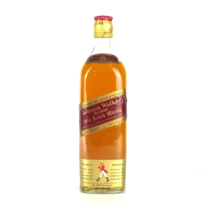 Johnnie Walker Red Label 1975