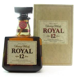 Suntory Royal 12 Year Old
