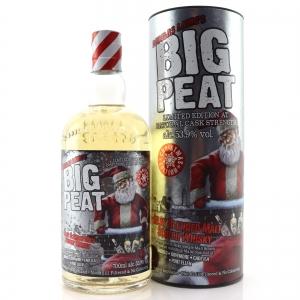 Big Peat Christmas Cask Strength 2018 Edition