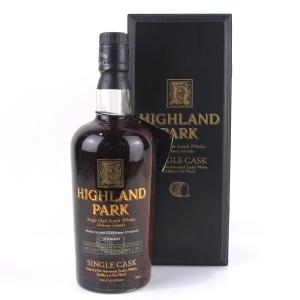 Highland Park 1980 Single Cask #7363