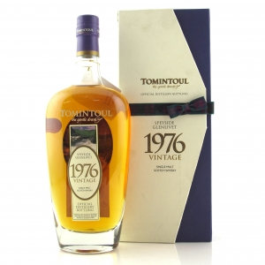 Tomintoul 1976 30 Year Old