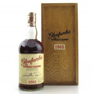 Glenfarclas 1965 Family Cask #3882 / 1st Release