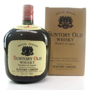 Suntory Old Whisky 76cl