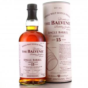 Balvenie 15 Year Old Single Barrel #9094 / Sherry Cask