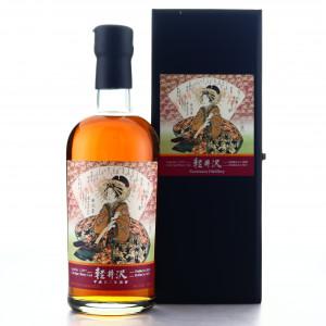 Karuizawa 2000 Single Cask #2577 / Katsushika Geisha Label