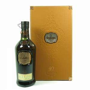 Glenfiddich 40 Year Old Rare Collection Front Front