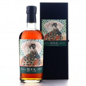 Karuizawa 2000 Single Cask #512 / Katsushika Geisha Label