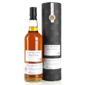 Glenrothes 2007 A.D. Rattray 8 Year Old