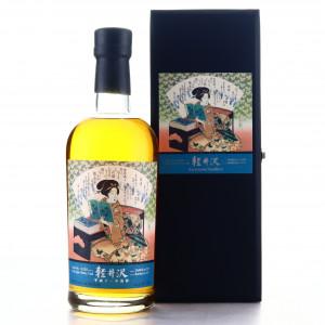 Karuizawa 1999 Single Cask #6258 / Katsushika Geisha Label