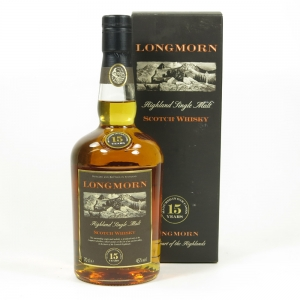 Longmorn 15 Year Old Front