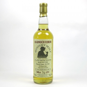 Linkwood 1991 Bladnoch Forum 17 Year Old