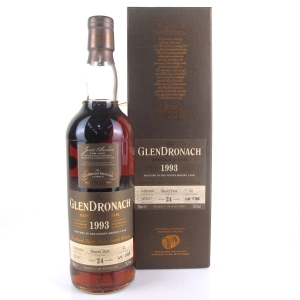Glendronach 1993 Single Cask 24 Year Old #43