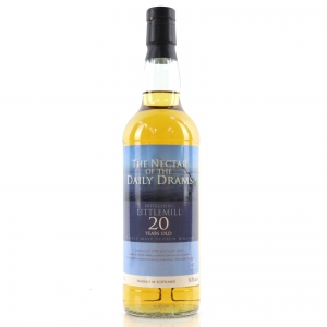 Littlemill 1990 Nectar of the Daily Drams 20 Year Old