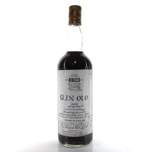 Glen Olo 10 Year Old El Vino Oloroso Sherry Cask Circa 1970s