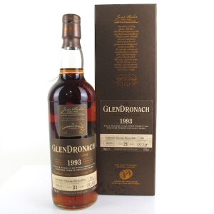 Glendronach 1993 Single Cask 21 Year Old #494