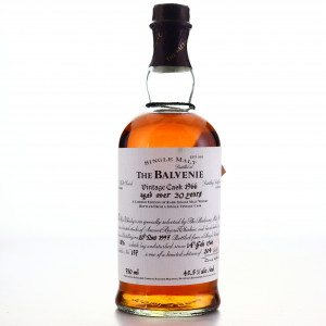 Balvenie 1966 Vintage Cask 30 Year Old #1896 75cl / US Import
