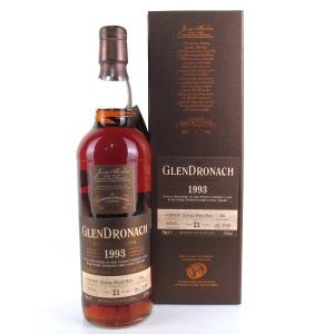 Glendronach 1993 Single Cask 21 Year Old #494