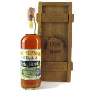 Pride of Strathspey 1938 Gordon and MacPhail / Pinerolo Import