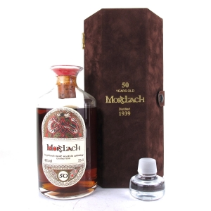 Mortlach 1939 Gordon and MacPhail 50 Year Old