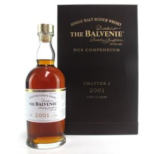 Balvenie 2001 DCS Compendium 15 Year Old Chapter #2