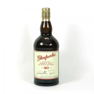 Glenfarclas 40 Year Old (US Import) 75cl Front