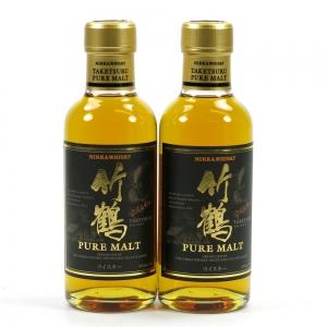 Taketsuru Pure Malt 18cl x 2