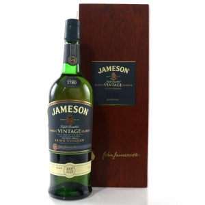 Jameson Rarest Vintage Reserve 2007 Edition