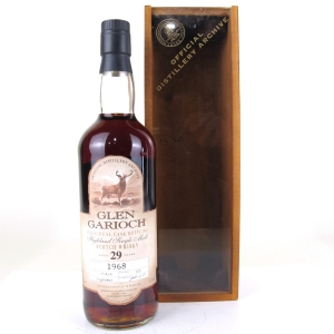 Glen Garioch 1968 Single Cask 29 Year Old